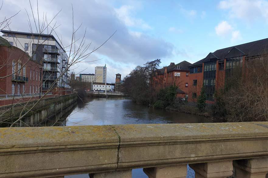 River Derwent Derby City