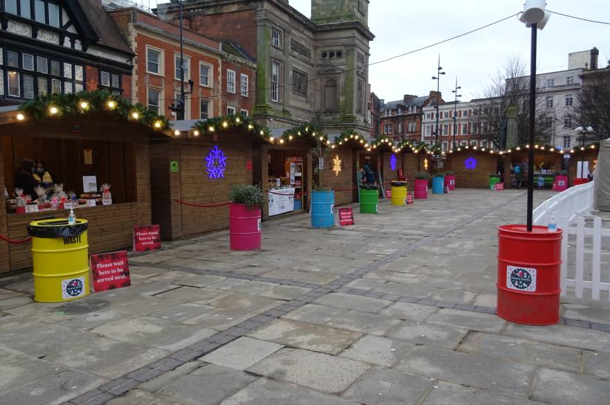 Derby Christmas Market