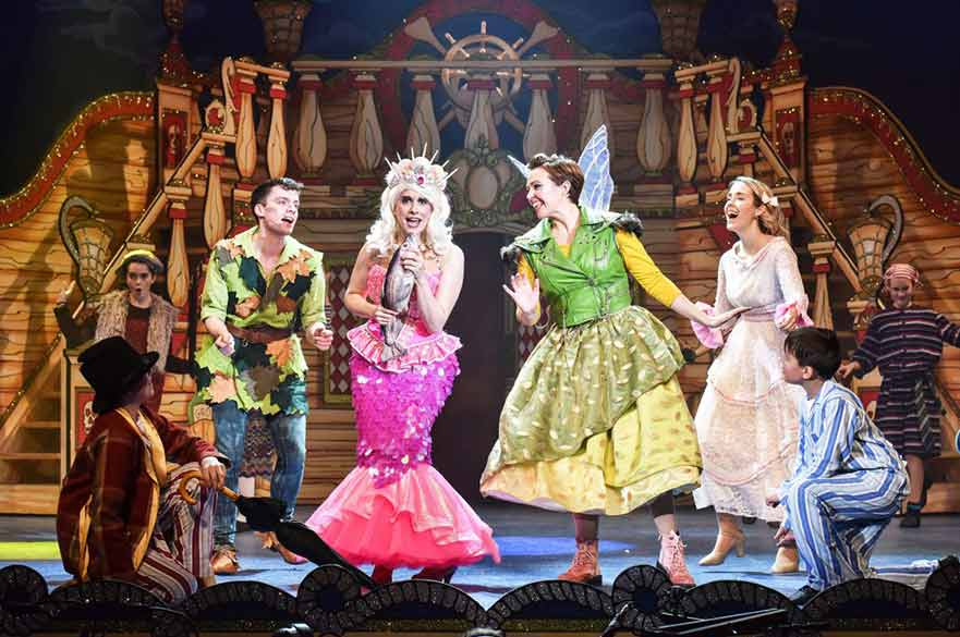 Peter Pan pantomime