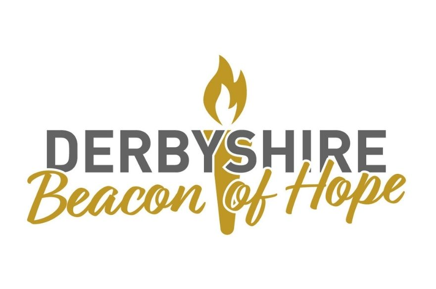 derbyshire beacon of hope awards logo