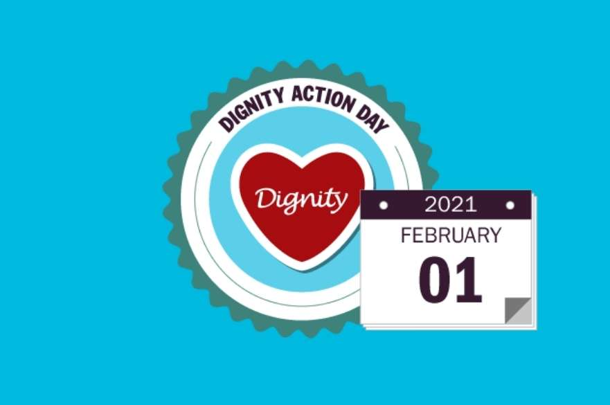 dignity action day logo