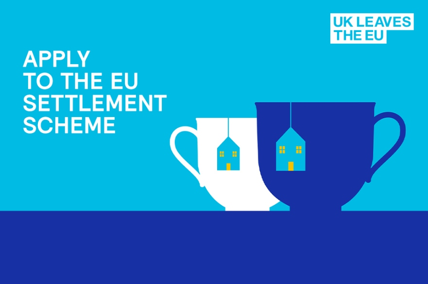 apply to the EU settlement scheme