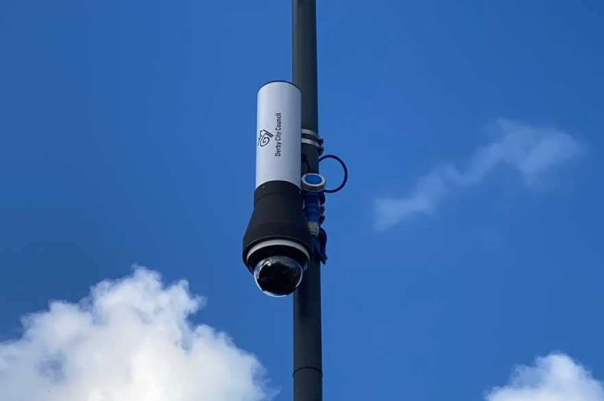 School enforcement camera